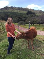 Visiting Renee's farm in Puebla!